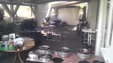 unser grillplatz. Black Bedroom Furniture Sets. Home Design Ideas