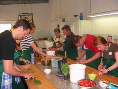 Kochkurse unserer Kochschule